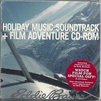 EDDIE BAUER Holiday Music Soundtrack & Film Adventure CD-ROM CD