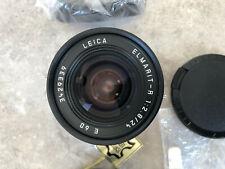 Leica R Elmarit 2,8 24mm. E60 / 11257.