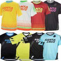 T-shirt Short Sleeve Downhill Jersey Mountain Bike MTB DH Shirt Uniform Cycling