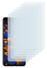 mumbi 6x Folie für Huawei Honor 20 / Nova 5T Schutzfolie klar Displayschutz