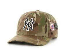New York Yankees 47 Brand Camouflage Camo MVP DP Adjustable Hat Cap new snapback