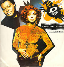 D MOB - C'Lun And Get My Love - 1989 - FFRR - FX 117 - Uk