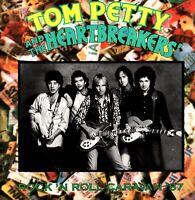 TOM PETTY & HEARTBREAKERS 1987 ROCK N' ROLL CARAVAN TOUR PROGRAM BOOK / NM 2 MNT