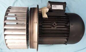 Weishaupt Lüftermotor W-D 112/140-2 / 3K0