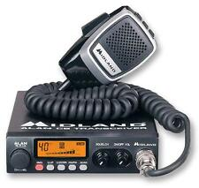 CB TRANSCEIVER, 80 CHANNEL LARGE LCD AM/FM CB radio, operating on al
