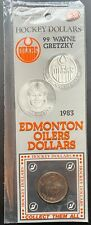 1983 Edmonton Oilers Dollar - #99 Wayne Gretzky Hockey Dollar Card - Sealed