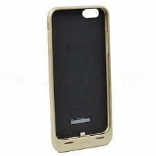 Genuine mophie Juice Pack 2600mah Extended Battery Case for iPhone 6 Plus Gold