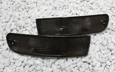 Intermitentes negra para audi s2 rs2 80 tipo 89 convertible black smoke TÜV-libre + lámparas