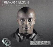 TREVOR NELSON CLUB CLASSICS - VARIOUS ARTISTS (NEW SEALED 3CD)