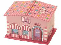 Mele and Co Candy Store Musical Jewellery Box MC13440