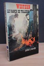 WESTERN N° 102 LE RANCH DE TOLLESON Gordon d. Shirreffs  (Masque Champs Elysées)