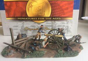 "ACW Civil War - Confederate Artillery ACW57147 ""Rolling Thunder"" Conte"
