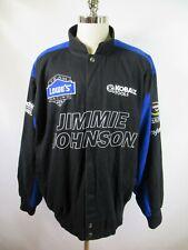 E8900 VTG LOWE'S JIMMIE JOHNSON NASCAR Racing Jacket Size 2XL