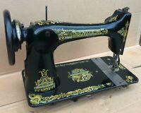 Singer Sphinx 127K Antique sewing machine head