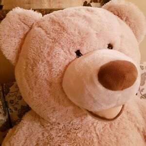 Super sized teddy bear in unused condition - as big as an adult