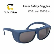 CO2 Laser Sicherheit Schutzbrille Brille 10.64um für CO2-Laser OD + 4 VLT:20 %