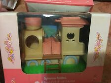 Sylvanian Family Colorful Train  ~ Rare Japan Only 1