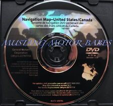 2007-2012 Buick Enclave GMC Acadia Navigation DVD Disc 10.3 Map UPDATE 2012 #718