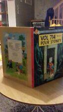 Bd Tintin Vol 714 Pour Sydney Eo 1968 2 ème Tirage