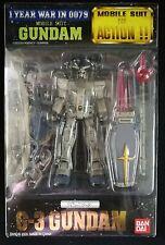 Bandai MIA MSIA Action Figure RX-78-3 G-3 Gundam 1 Year War in 0079