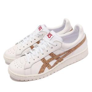 Asics GEL-PTG White Beige Khaki Vintage Men Casual Lifestyle Shoes 1203A021-101