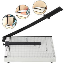 1tlg A4 Hebelschneider Papierschneider Foto Papier Schneidemaschine Fotoschneide
