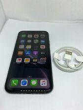 Apple iPhone XR - 64GB - Black (Cricket) A1984 (CDMA   GSM) #904