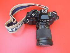 Vintage Olympus OM 40 Program made in Japan 35mm SLR Camera  rétro 28MM  PARTS