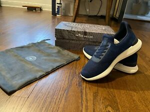 Peter Millar Apollo Hyperlight Shoes Size 10.5 Blue Color MSRP $175!