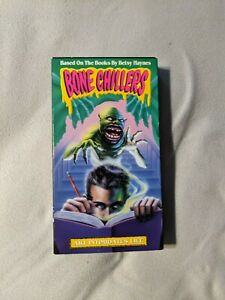 Bone Chillers - (VHS, 1997) Art Intimidates Life/Mummy Dearest