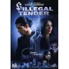 Dvd ILLEGAL TENDER - Disposti a tutto - (2007).....NUOVO