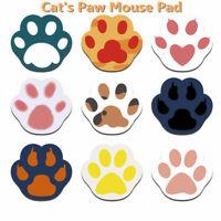 Cat Paw Neko Cute Cube Mauspad Mouse Maus Gaming und Office Pad Mousepad