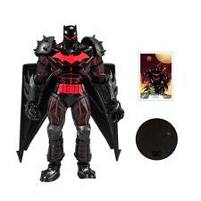 McFarlane NEW * Batman - Hellbat Suit * Armored 7-Inch Wave 1 Action Figure