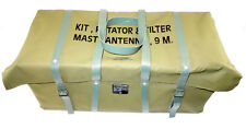 Military Surplus Storage / Supply Bag for Wibe Tilter 9 Meter Telescopic Antenna