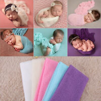 Baby Swaddle Wrap Blanket / Newborn Sleeping Bag Photography Props 0-12 Months