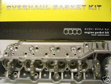 Mitsubishi 2.8 4M40T new  cylinder  Head pajero shogun canter  & Gasket Set