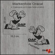 2x (l + r) DAF Logo Nr.4  18,2 x 20 cm (d_04)