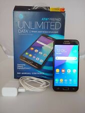 Samsung Galaxy Express Prime 2, AT&T, Black J327A BOX INCLUDED!
