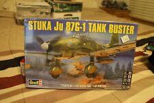"""Revell 1/48 JU-87G """"Tankbuster"""" model kit"""