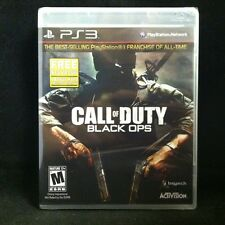 Call of Duty: Black Ops with 5 bonus maps DLC (Sony PlayStation 3)