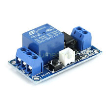 12V 1 Channel Latching Relay Module with Touch Bistable Switch MCU Control M8