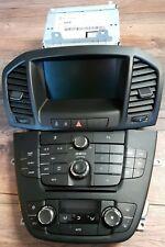 2011 MK1 Vauxhall Insignia CD500 NAVI CD RADIO UNIT 22790015 ,13273255, 22764032