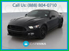 2017 Ford Mustang GT Coupe 2D Backup Camera Knee Air Bags Keyless Start ABS (4-Wheel) SYNC Dual Power Seats