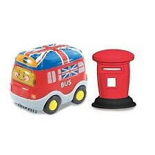 Baby Toot-toot Drivers Union Jack Bus Toy 164373 by VTech