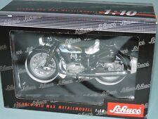 Schuco Germany 1:10 NSU MAX 1954 Historic 2-Seater MOTORCYCLE Bike #06502 MIB!