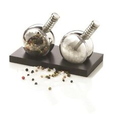 XD Design Planet Salz- & Pfeffermühle NEU/OVP Salt & Pepper Grinder Set Streuer