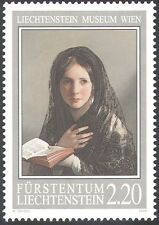 Liechtenstein 2006 Amerling/Artists/Fine Art/Paintings/Museum/Woman 1v (n42533)