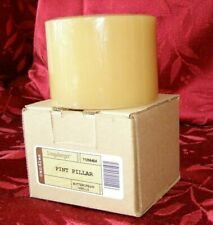 "Longaberger Pint Candle 3"" - Buttercream Vanilla - Nib"