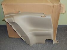 New OEM 1999-2004 Ford Mustang Interior Rear Lower Left Trim Panel Cover Brown