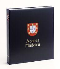 DAVO LUXE ALBUM AZOREN/MADEIRA III 2010-2020 NEW !!